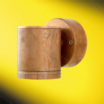 Hunza Wall Downlights - copper