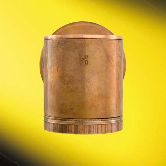 Hunza Wall Downlights - copper