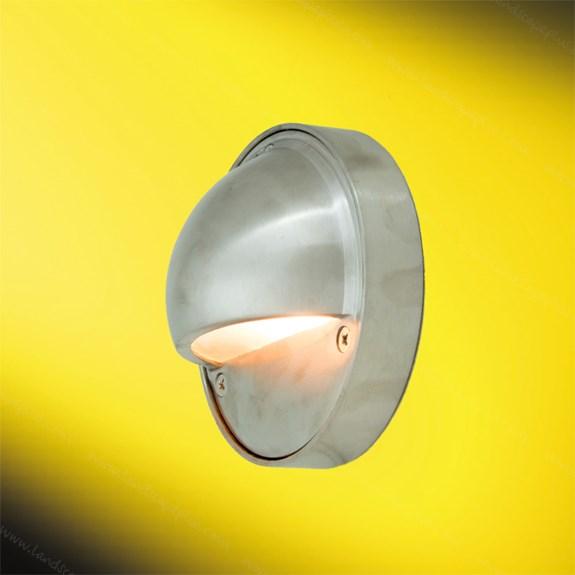 Tradelight Eyelid Step Lights S Steel