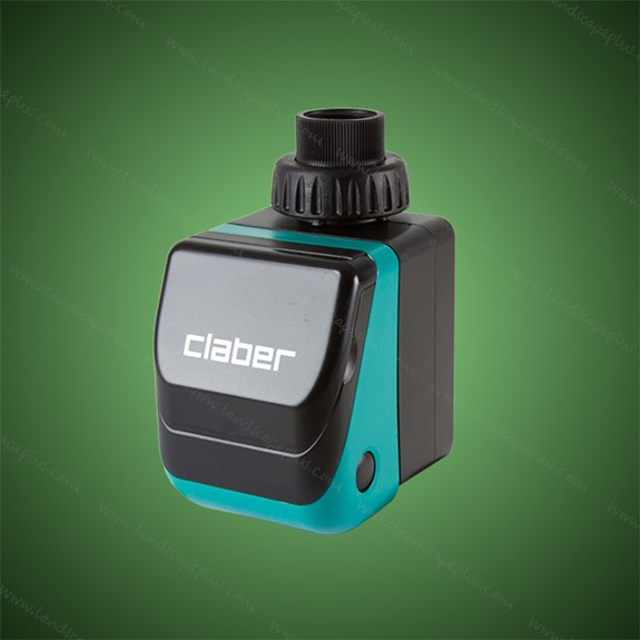 Claber Video 2 Plus Irrigation Timers Claber Tap Amp Water