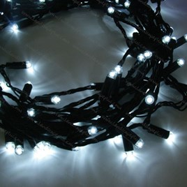 String light sets - white LEDs