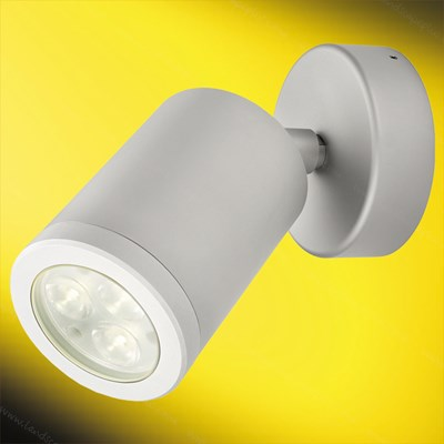 Cool Collingwood Led Adjustable Wall Spots Silver 12V Wiring Digital Resources Remcakbiperorg