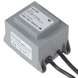 Outdoor Power Supplies for Standard Power LED - 350mA
