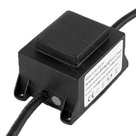 Single-outlet Fused Outdoor Transformers