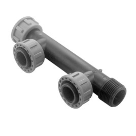 Manifold Tee Connectors