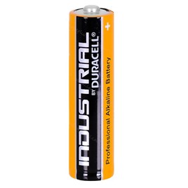 Duracell Industrial 1.5v AAA alkaline batteries