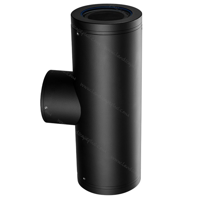 Hunza ULTRA LED 50 Pillar Lights - Eco black